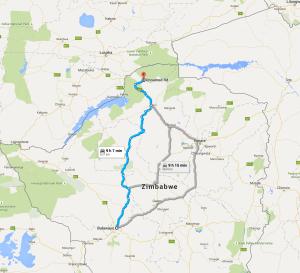 Bulawayo-Mana